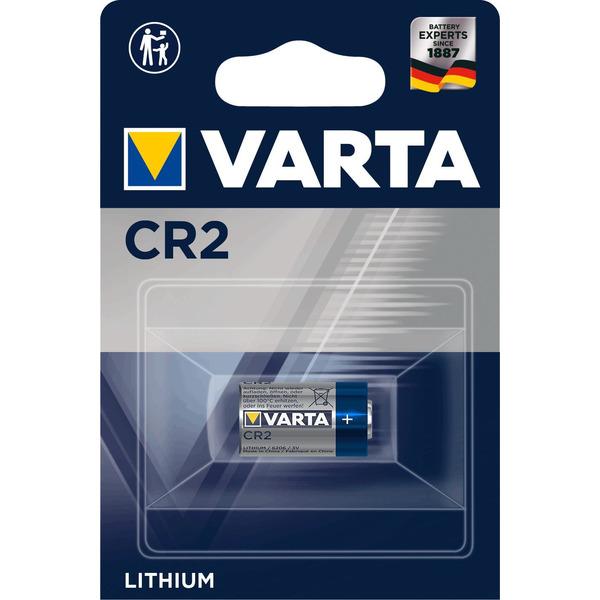 VARTA LITHIUM CR2 Blister 1