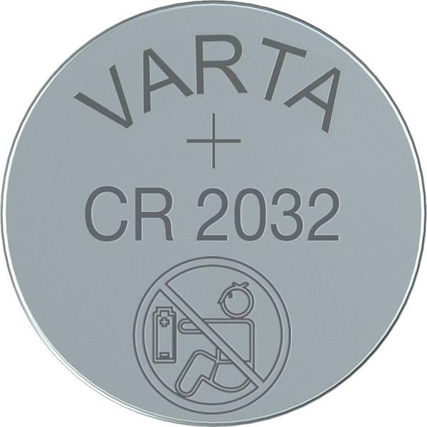 VARTA ELECTRONICS CR2032 Blister 2