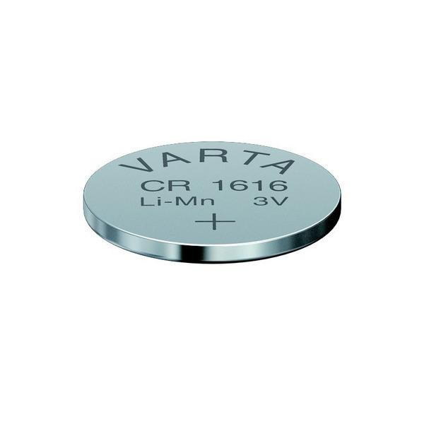 Varta Lithium-Knopfzelle CR1616