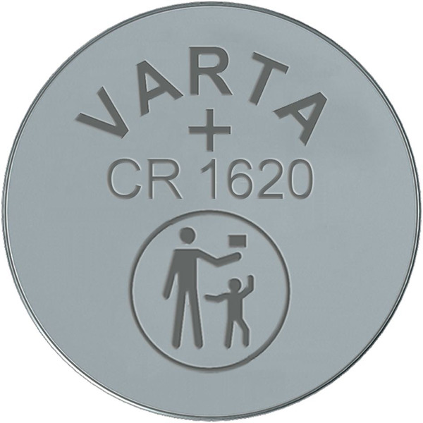 VARTA ELECTRONICS CR1620 Blister 1