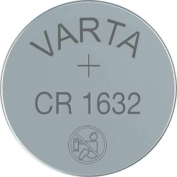 VARTA ELECTRONICS CR1632 Blister 1
