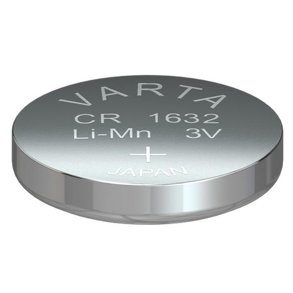 Varta Lithium-Knopfzelle CR1632