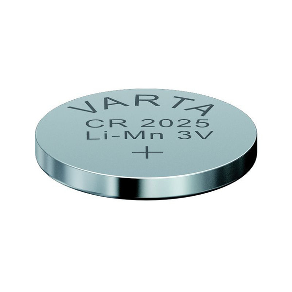 VARTA ELECTRONICS CR2025 Blister 1