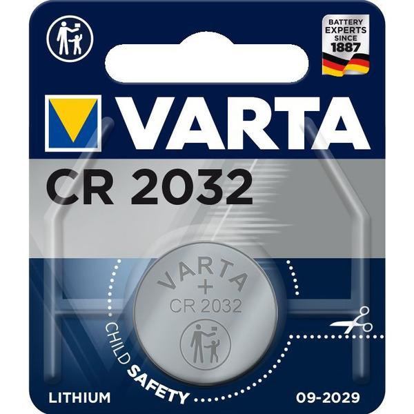 VARTA ELECTRONICS CR2032 Blister 1