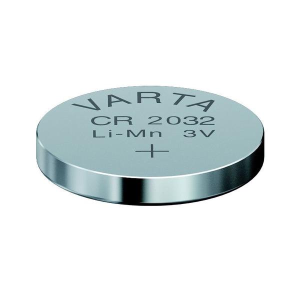 Varta Lithium-Knopfzelle CR2032