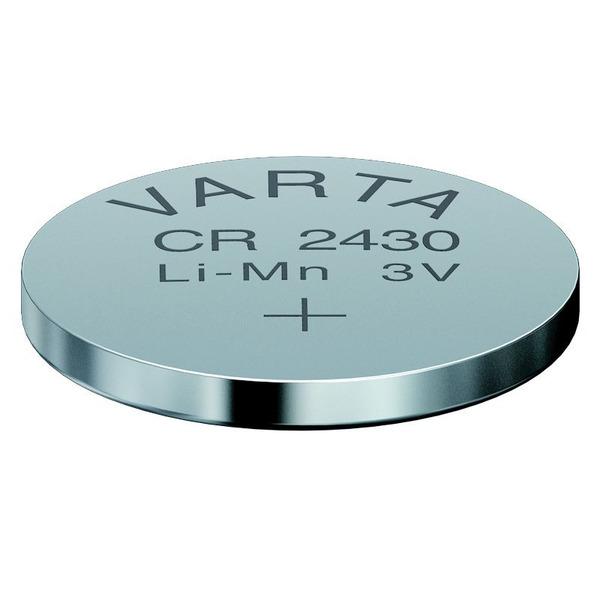 Varta Lithium-Knopfzelle CR2430