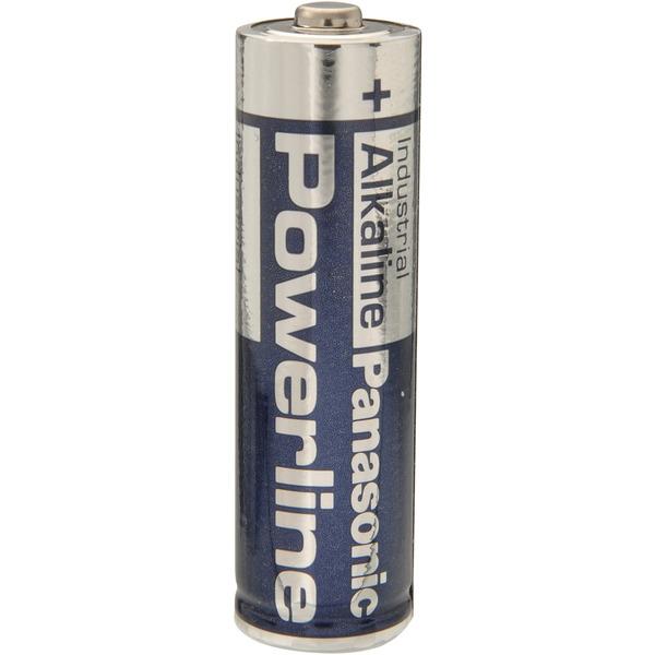 Panasonic Powerline Alkaline Batterie LR6 (Mignon/AA), 12er Set