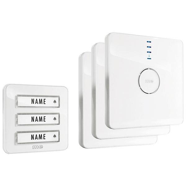 Funk-Gong-System BELL 203 für 3-Familienhaus