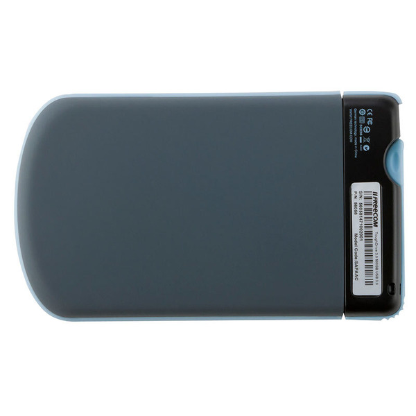 "Freecom externe Festplatte Tough Drive, 500 GB, USB 3.0, 6,35 cm (2.5""), mit Backup Software"