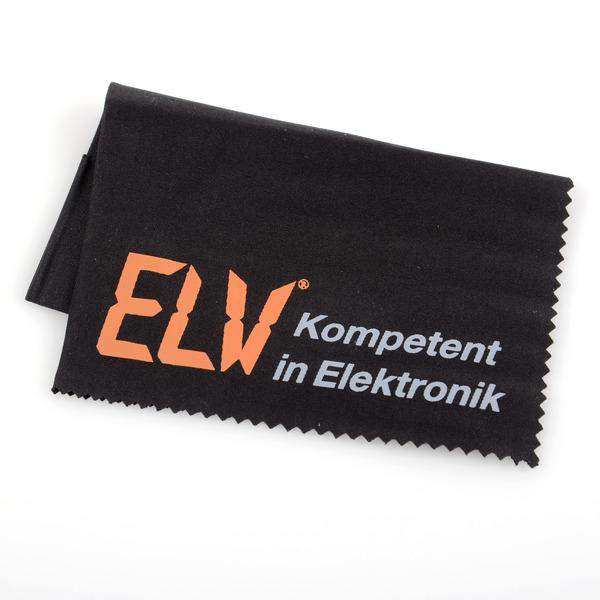ELV Mikrofaser-Reinigungstuch