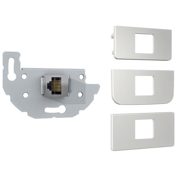 Kindermann Konnect Design Click Cat5 Doppelkupplung