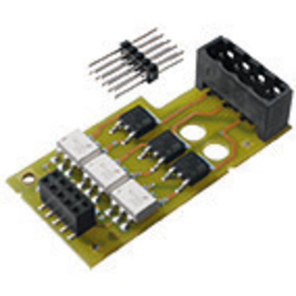 Honeywell evohome Erweiterungsmodul HCS80 auf 8 Zonen für Fußbodenheizungsregelung HCE80