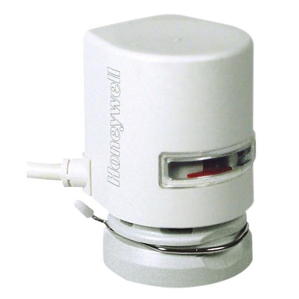 Honeywell evohome Thermoelektrischer Kleinventilantrieb, stromlos offen (Typ MT4-230-NO)