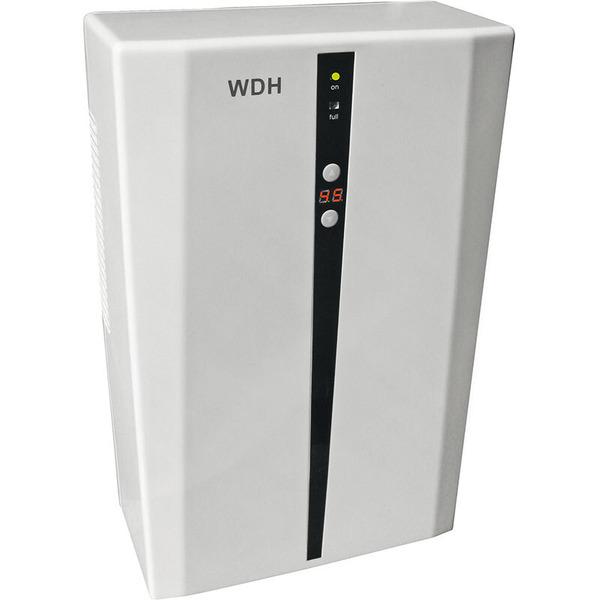 Aktobis Luftentfeuchter WDH-898MD, sehr kompakt, 0,75 l/24 h, max. 16 m², 1,7 l Tank