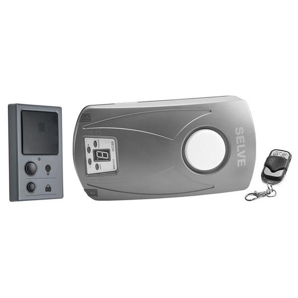 Selve GDO S600 Garagentorantrieb inkl. 2 Funk-Handsender und Funk-Wandtaster