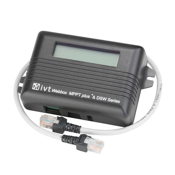 IVT Webbox für MPPTplus und Digitale Sinus Wechselrichter