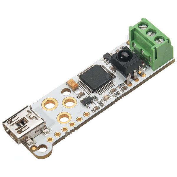 Diamex LED-Controller-M mit IR-Fernbedienung für WS2812-LEDs