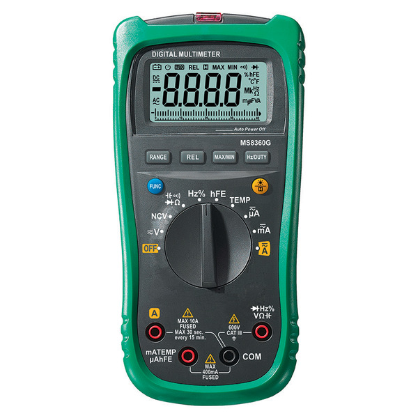 ELV Digital-Multimeter MS8360G