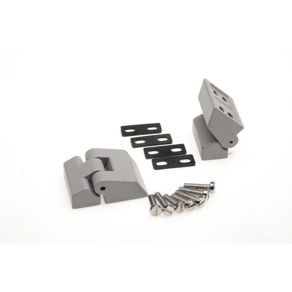 Raychem RPG Außenscharniere für Alu-Druckguß-Metallgehäuse RJ09 bis RJ22