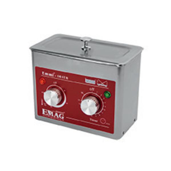 EMAG EMMI 08ST H Ultraschall-Reinigungsgerät, 0,8 L, 60 W