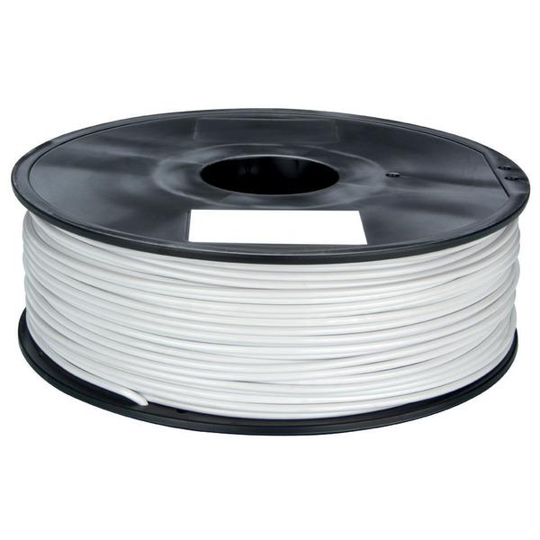Velleman PLA Filament, weiß, 1,75 mm, 750 g, PLA175W1