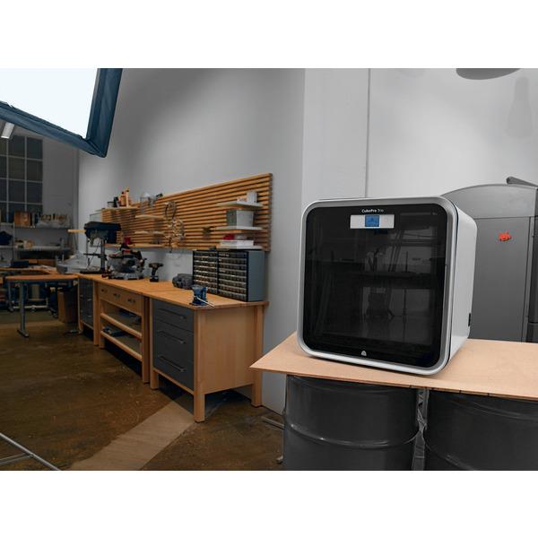 3D Systems 3D-Drucker CubePro Trio, Fertiggerät mit drei Extrudern