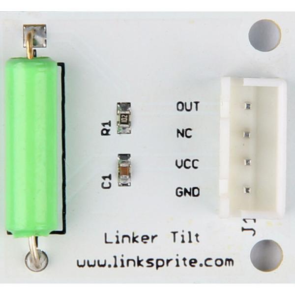 Linker Kit Platine mit Tilt-Sensor für Raspberry Pi