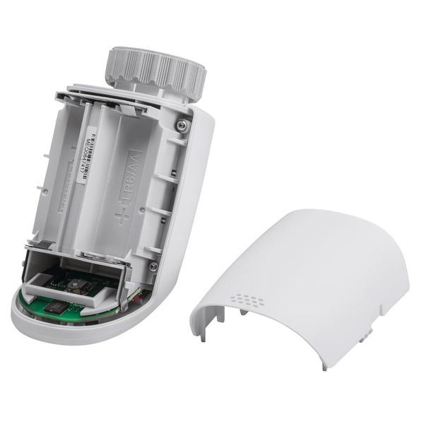 Eqiva 3er-Set Model N Elektronik-Heizkörperthermostat mit Boost-Funktion
