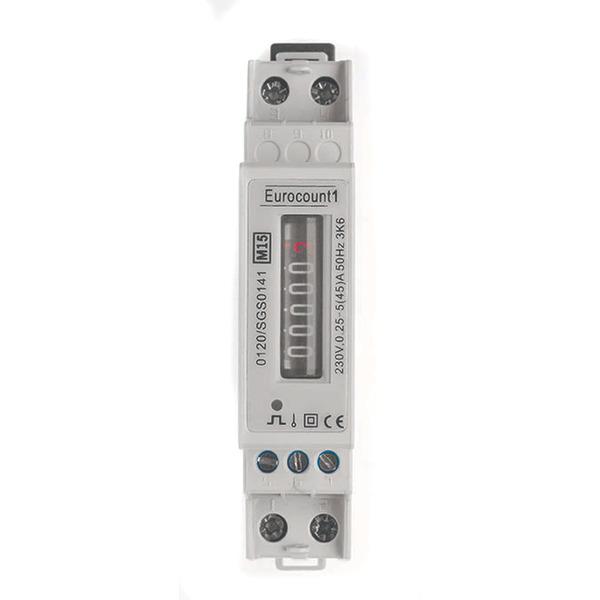 Analog-Wechselstromzähler SDM120A für Wirkverbrauch