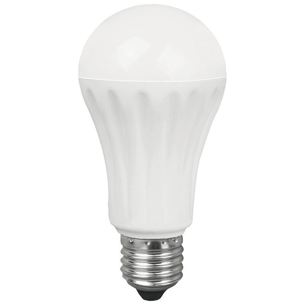 Sigalux 10,2-W-LED-Lampe E27, stufenlos dimmbar mit Lichtschalter