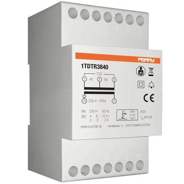 Sesam-Systems Klingeltrafo ZT 3840, 2 A
