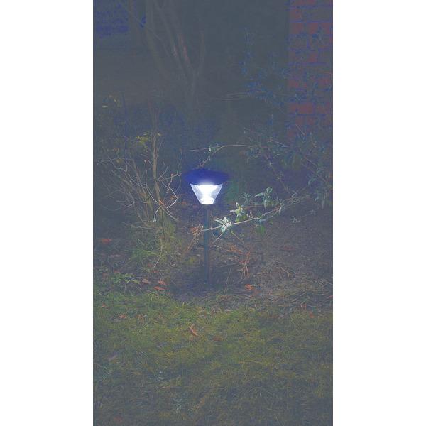 ELV 723ST Solar-LED-Wegeleuchte, Edelstahl, IP44