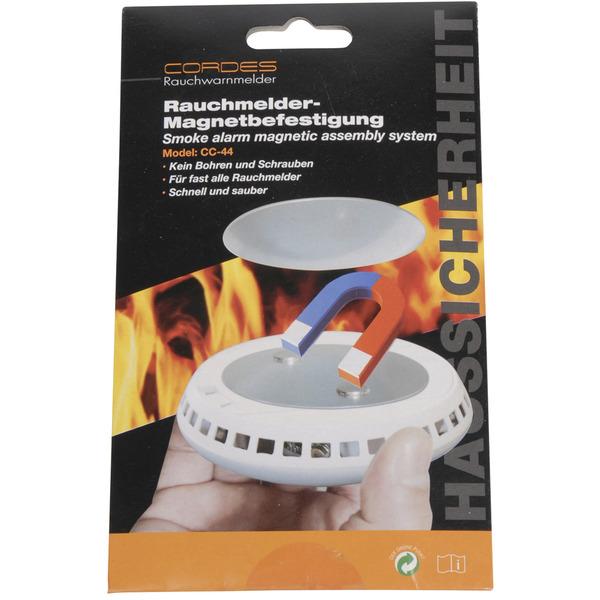 Cordes Magnetbefestigung CC-44 für Rauchmelder