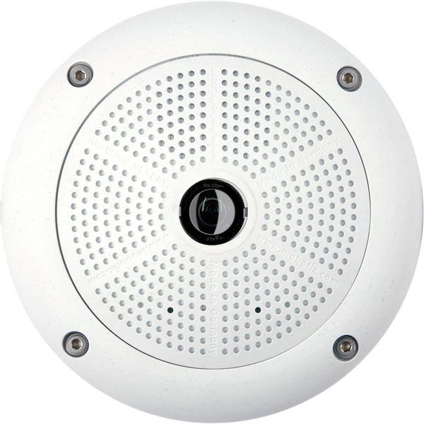 MOBOTIX 360° Dome-Kamera MX-Q25M-Sec-D25, Tag-Sensor, hemisphärisch