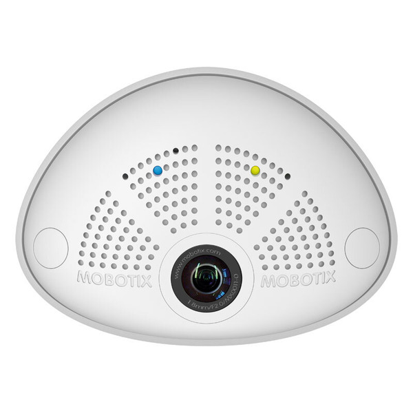 MOBOTIX Indoor-Kamera MX-i25-D12-PW, hemisphärisch, Tag-Sensor