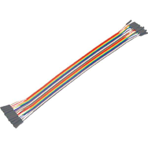 Verbindungskabel für Raspberry Pi, 2x 20-polig female, 25 cm