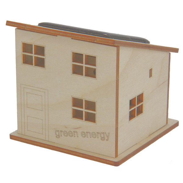 "SOL-Expert Solarhaus ""green energy"", Bausatz"