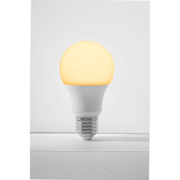 6,5-W-LED-Lampe E27, warmweiß, 3er-Set