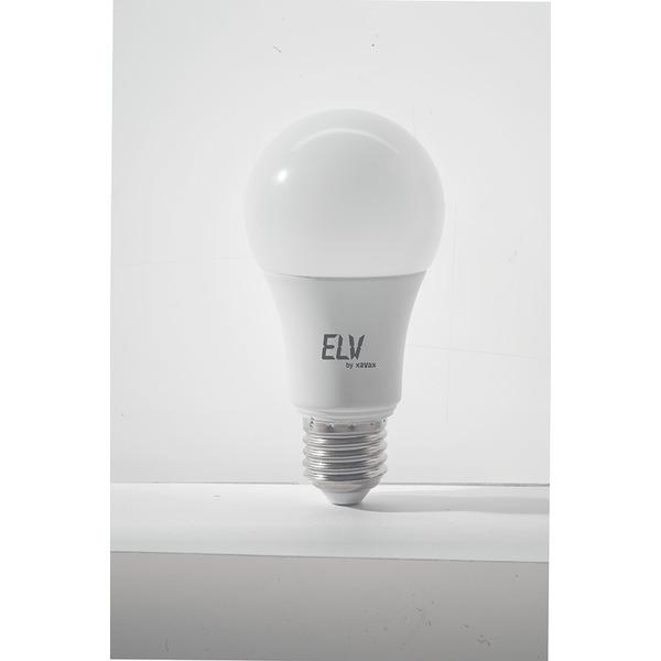 9,2-W-LED-Lampe E27, warmweiß, 3er-Set