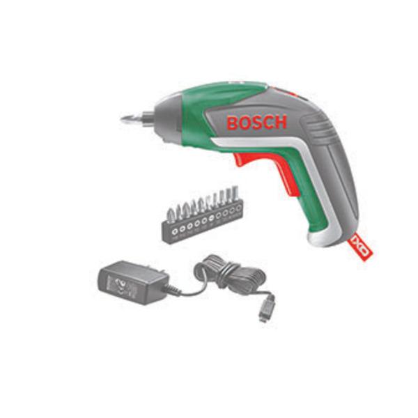 Bosch Mini-3,6-V-Li-Ion-Akkuschrauber IXO V, 1,5 Ah