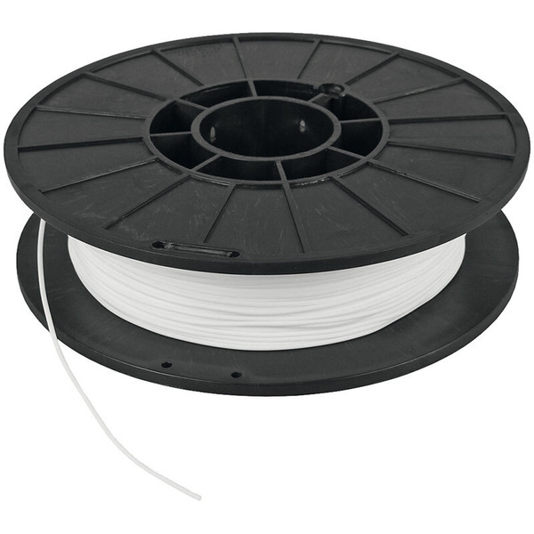 NinjaFlex flexibles TPE Filament, 3 mm, 750 g, weiß
