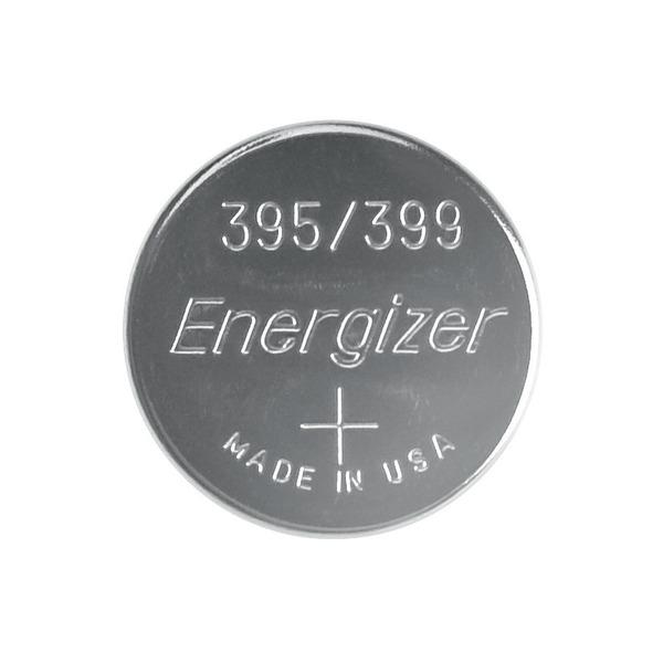 Energizer Silberoxid-Knopfzelle 395/399