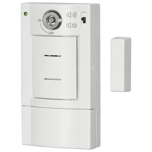 Tür- / und Fensteralarm mit Schlüsselschalter DG6