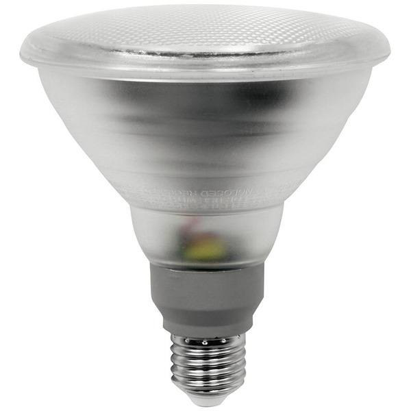 Lightme 12-W-PAR38-LED-Lampe E27, warmweiß