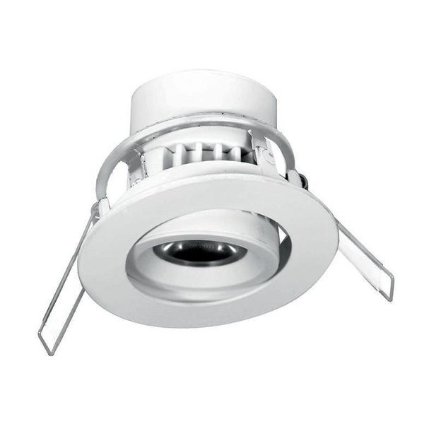MEGAMAN ingenium BLU 8-W-LED-Downlight 36°
