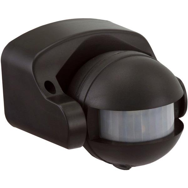 GAO 180°-Bewegungsmelder, schwarz