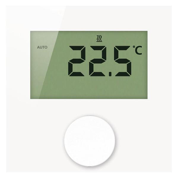 Raumbediengerät direct Standard LCD für Fußbodenheizungssteuerung Alpha direct, 230 V