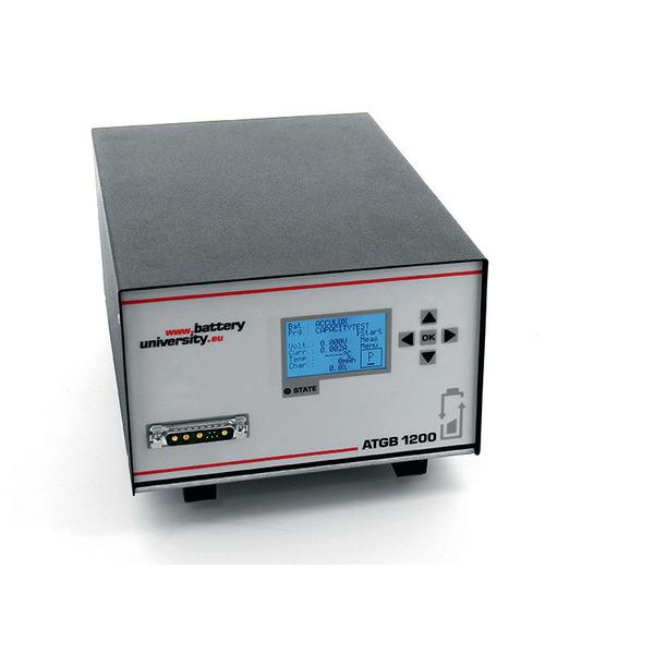 battery university Akku-Tester/ -Ladegerät ATGB 1200