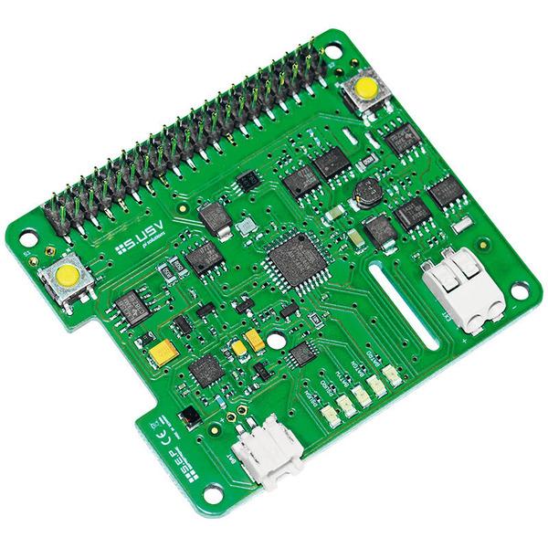 Olmatic Energieversorgungs-Zusatzmodul S.USV pi advanced, für Raspberry Pi