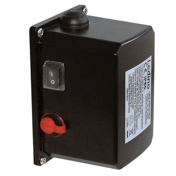 Ledino 5,2-Ah-Ersatzakku für 10-W-LED-Fluter von Ledino